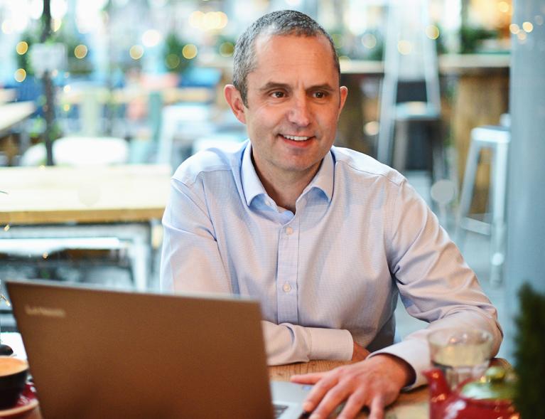 Mark Telford – Coach for accountants